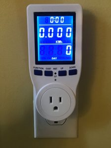 New Electricity Monitor